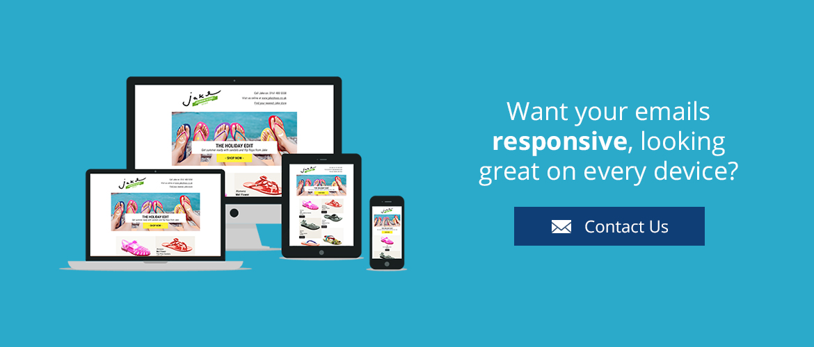 Want your emails responsive, looking great on every platform?